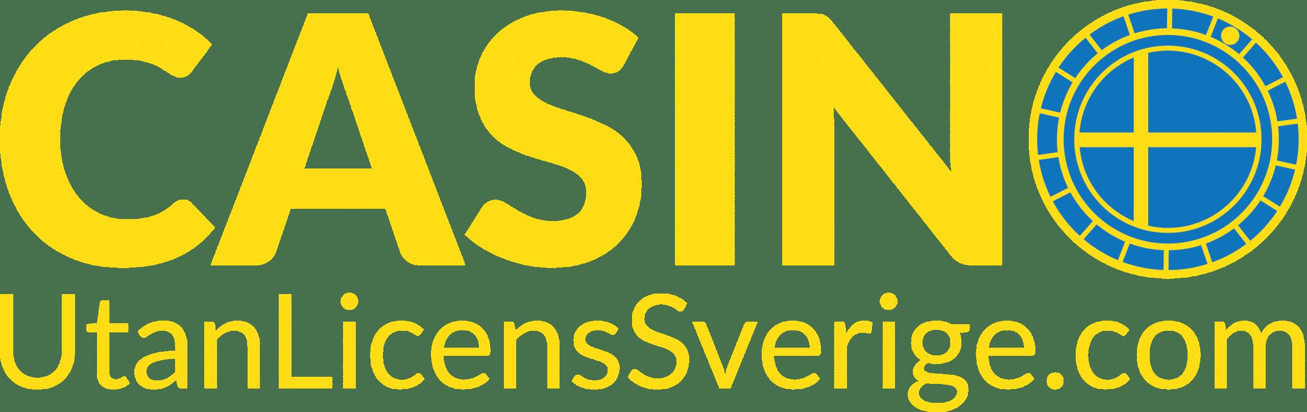 Casino utan licens Sverige logga